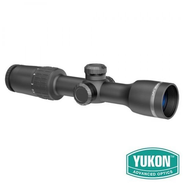 Luneta de armă Yukon Jaeger 1.5-6x42 T01I