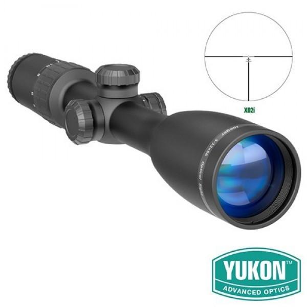 Luneta de armă Yukon Jaeger 3-12x56 X02I