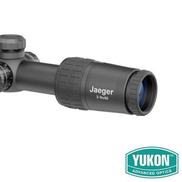 Luneta de armă Yukon Jaeger 3-9x40 T01I