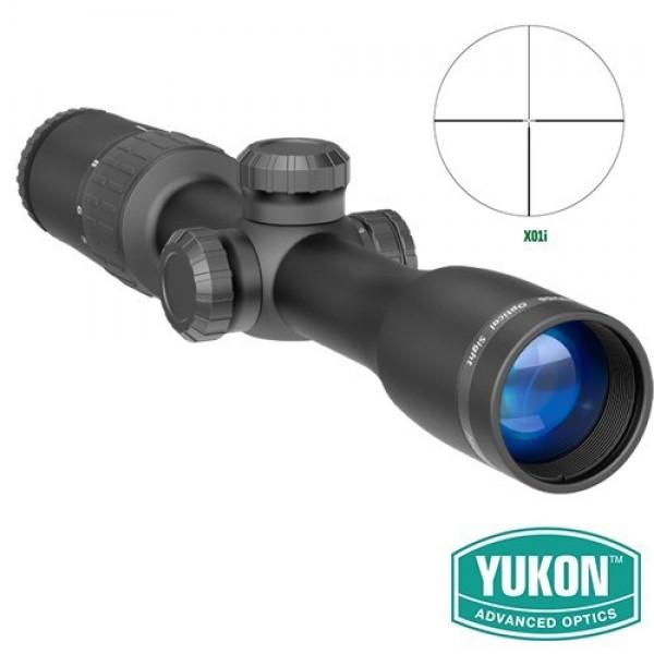 Luneta de armă Yukon Jaeger 3-9x40 X01I