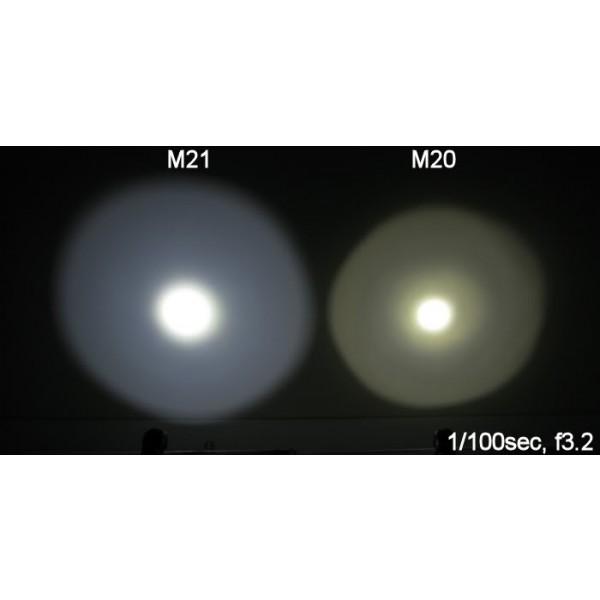 Lanterna LED Olight M21 warrior