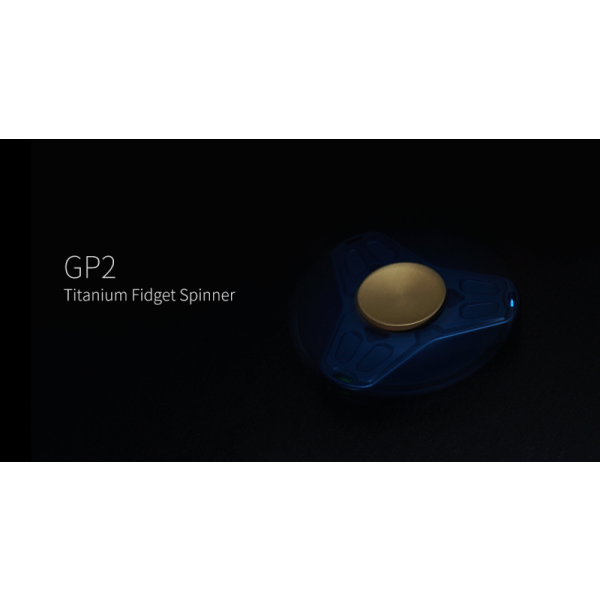 MecArmy GP2, Fidget Spinner