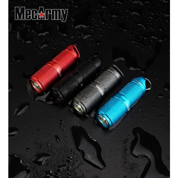 MecArmy X4S, Lanterna Led