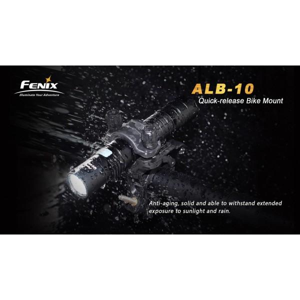 Montură FENIX Pentru Bicicletă ALB-10