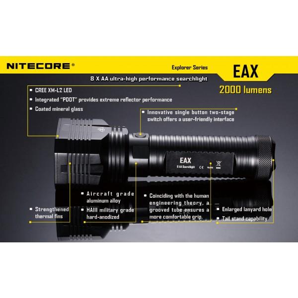 Nitecore EAX