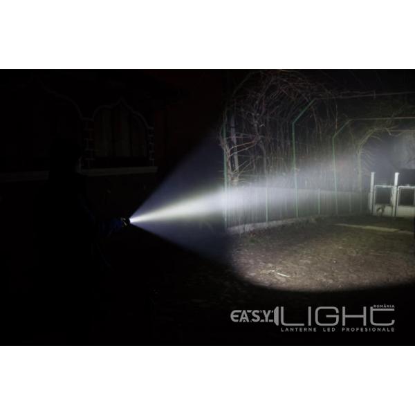 Lanterna LED Nitecore EC25 Cobra Neutral White