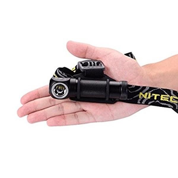 Nitecore HC30W, Lanternă Frontală #2