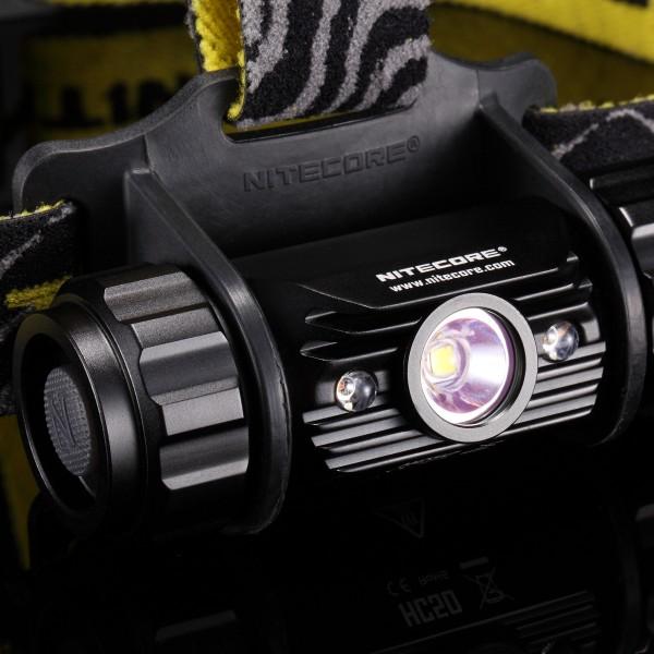 Nitecore HC50, Lanternă Frontală