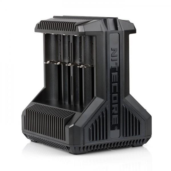 Pachet Nitecore Intellicharger I8, Încărcător Universal + Adaptor Auto