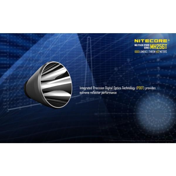 Nitecore MH25GT, Lanternă Led