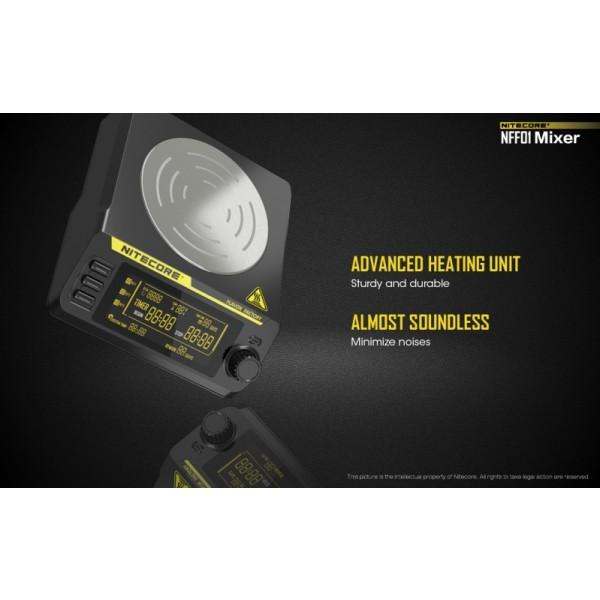 Nitecore NFF01, Mixer Pentru Lichid Țigară Electronică