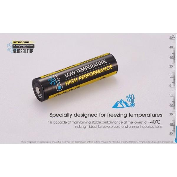 Nitecore NL1829LTHP, Acumulator 18650
