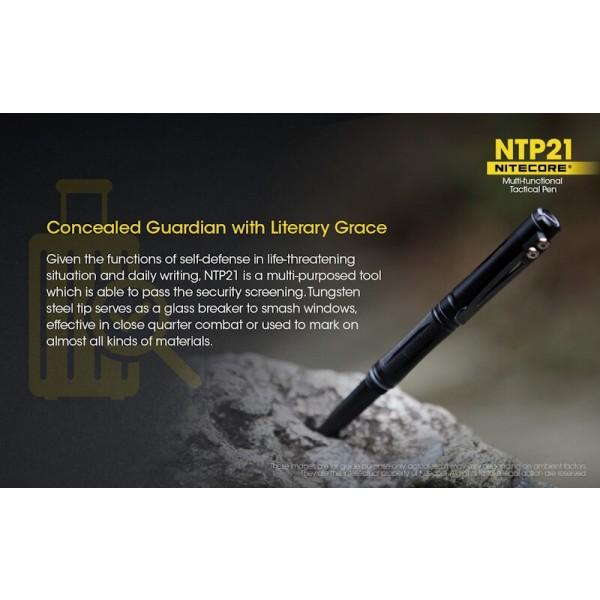 Stilou Nitecore NTP21, Stilou Tactic