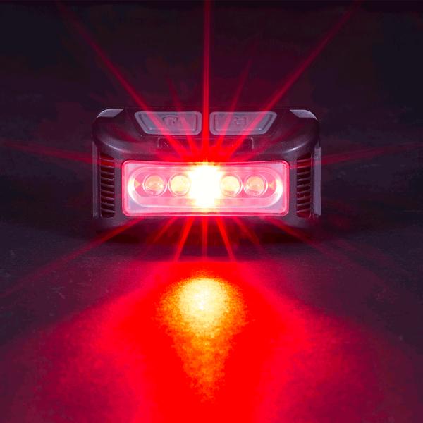 Nitecore NU10 Roșie, Lanterna Frontală