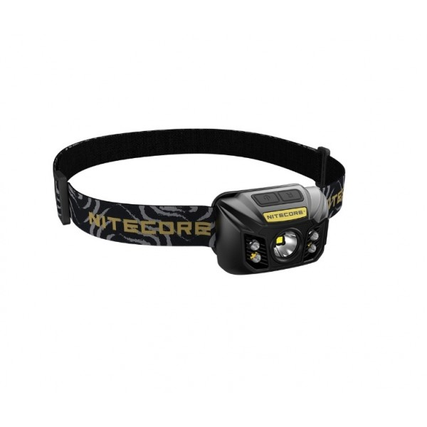 Nitecore NU32, Lanterna Frontala