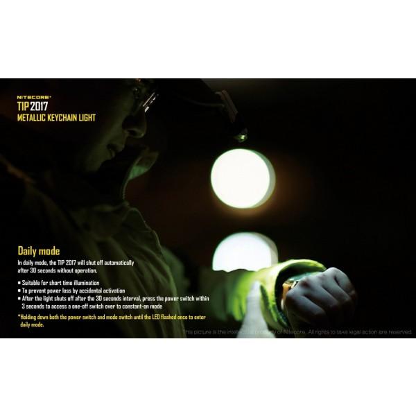 Nitecore Tip 2017, Lanternă Reîncărcabilă #6