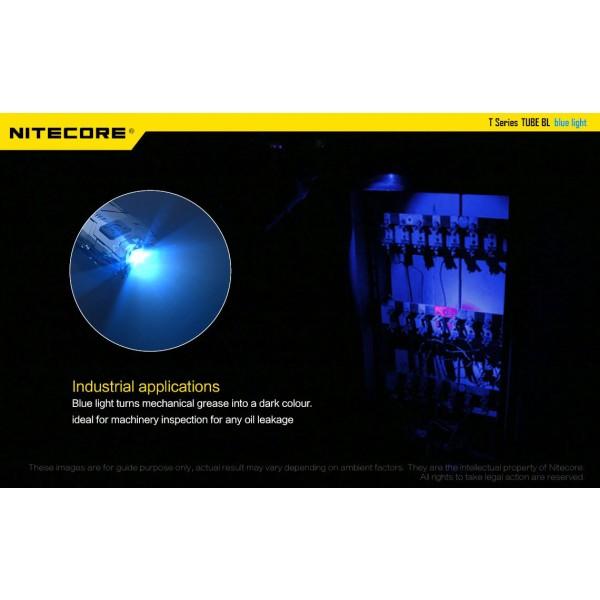 Nitecore Tube BL, Lanternă Led