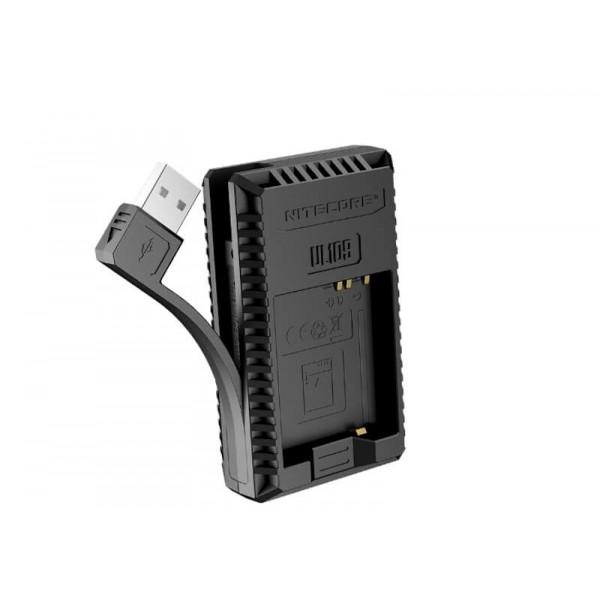 Nitecore UL109, Încărcător USB Pentru Camera Leica