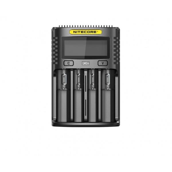 Nitecore UMS4, Incarcator USB