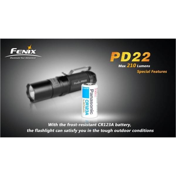 Fenix PD22 G2