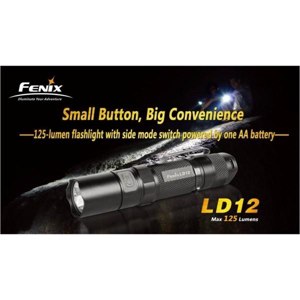 Fenix LD12 XP-G2