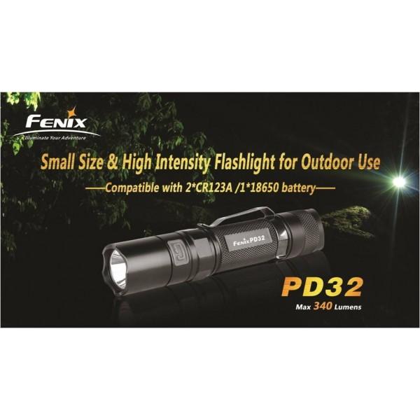 Fenix PD32 G2