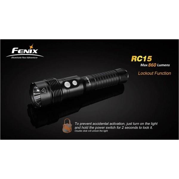 Lanterna reincarcabila RC15