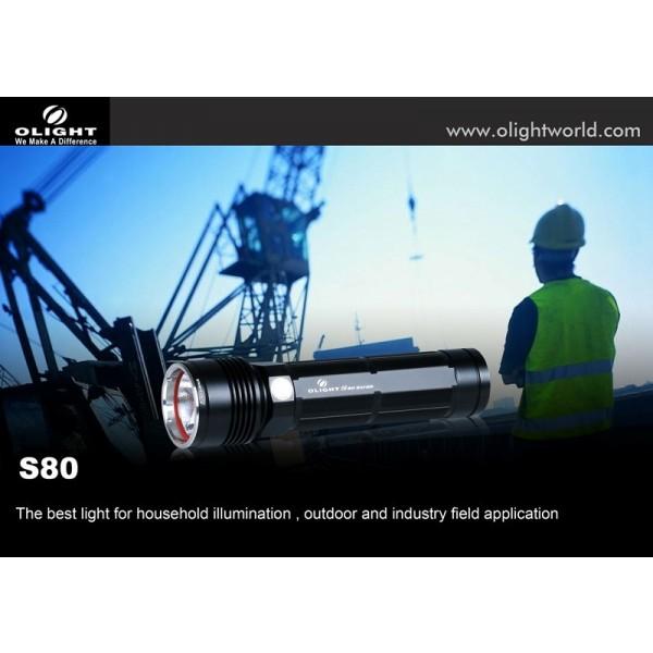 Lanterna LED Olight S80 Baton