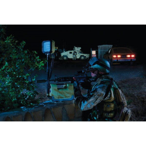 Sistem de iluminare profesională cu infraroșii Peli 9430IR RALS/ uz militar