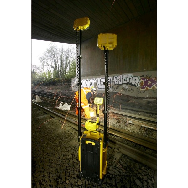 sistem de iluminare profesionala Peli 9460 RALS