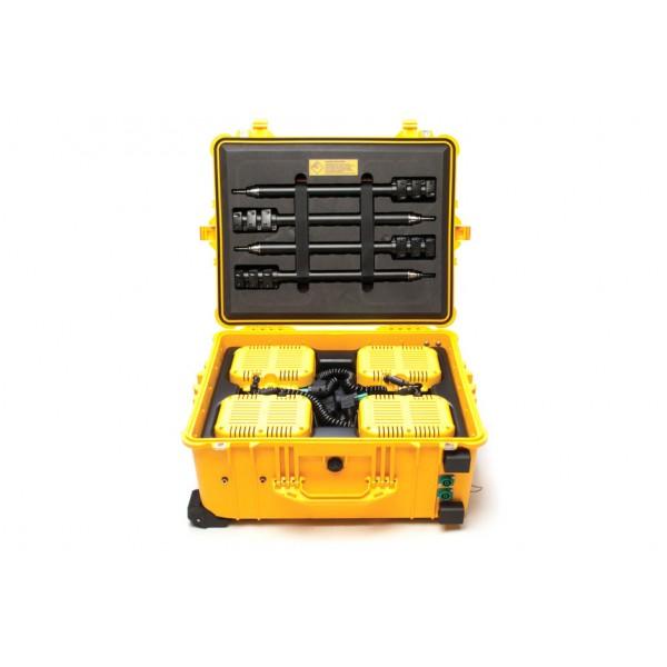 sistem de iluminare profesionala peli 9470 RALS