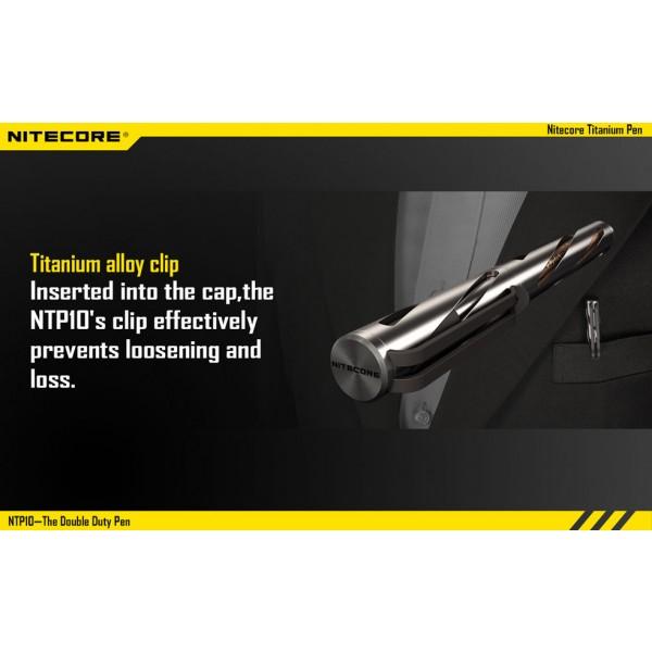Stilou  Nitecore NTP10