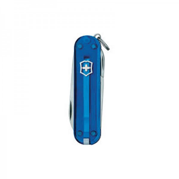Victorinox Classic SD, Multi-Tool Albastru transparent