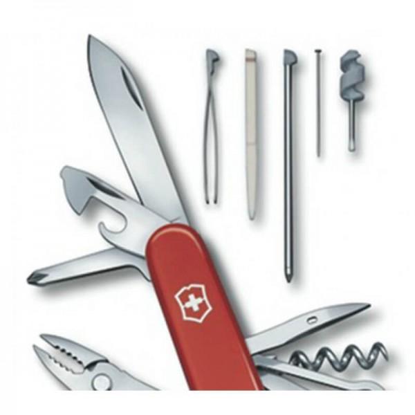 Victorinox Swiss Champ, Multi-Tool Roșu