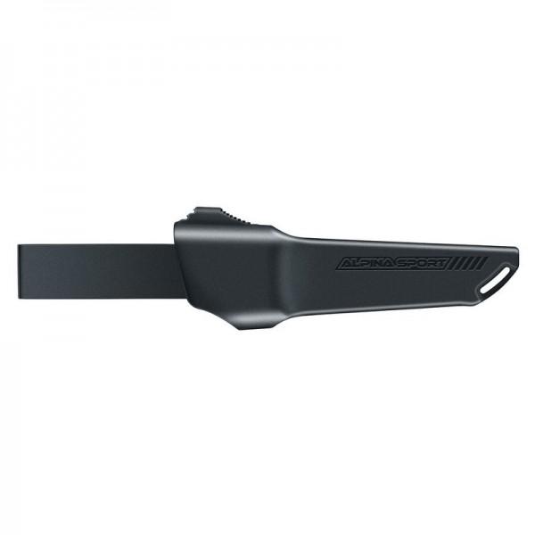 Walther Alpina Sport Negru, Cuțit cu teacă