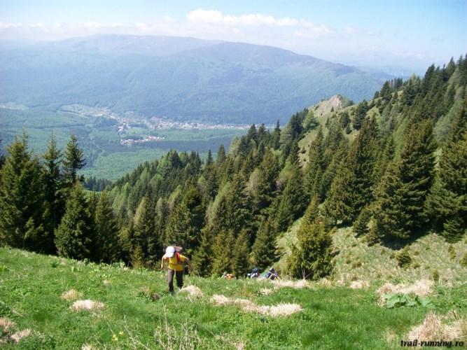 Antrenament Ciucas trail runnig. Foto: www.trail-running.ro