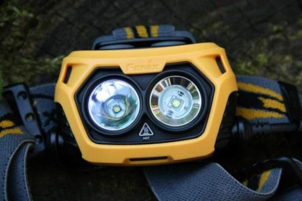 "Lanterna frontala Fenix HP25 XP-E, ""vedeta"" celor de la Fenix."