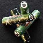 Baterii din filtre de țigară