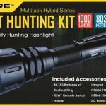 Lanterne pentru vânătoare. Cum alegi modelul potrivit