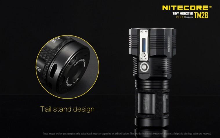 Nitecore TM28